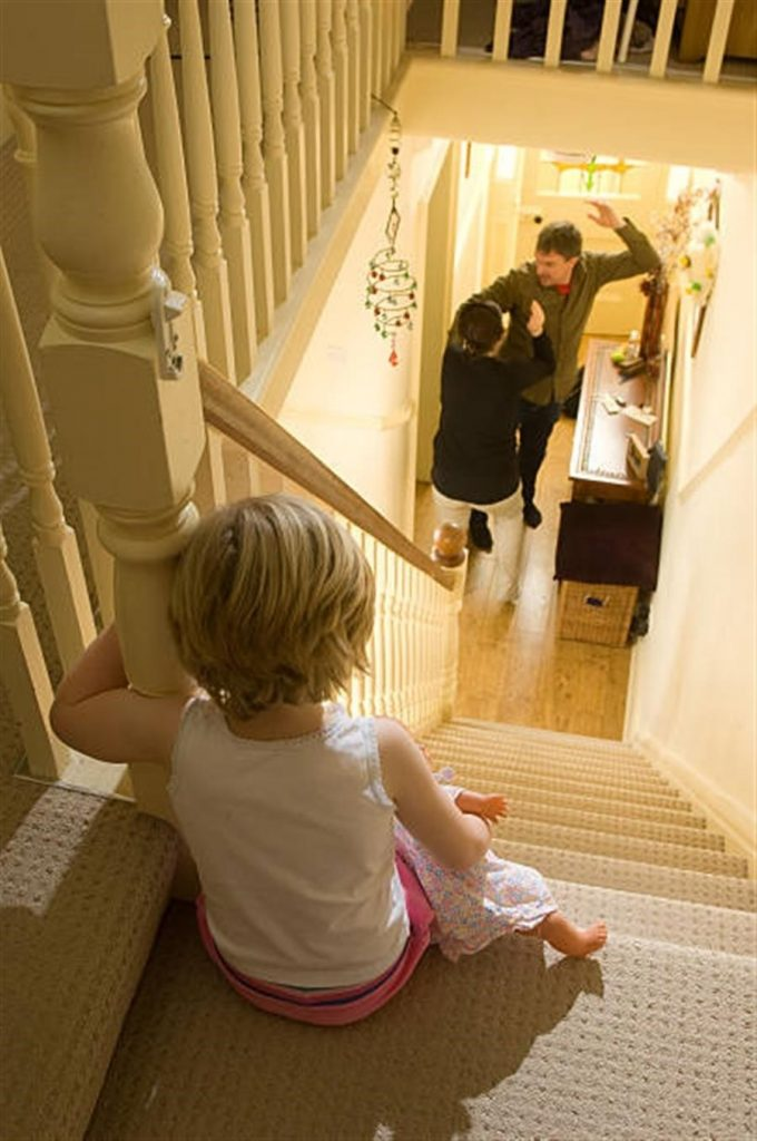 Effects on Children Witnessing Abuse