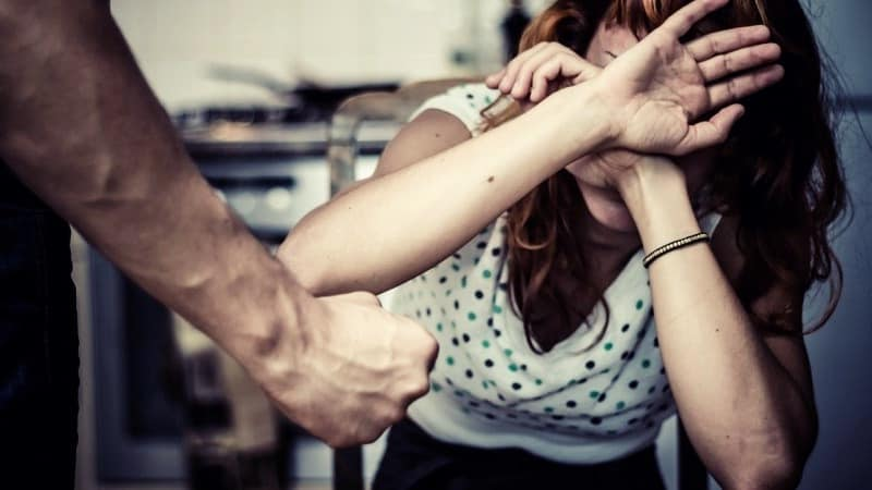 Intimate partner abuse